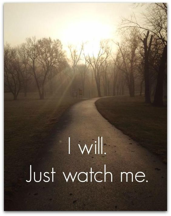 i will just watch me